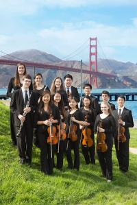 San Francisco Youth Orchestra - 2014